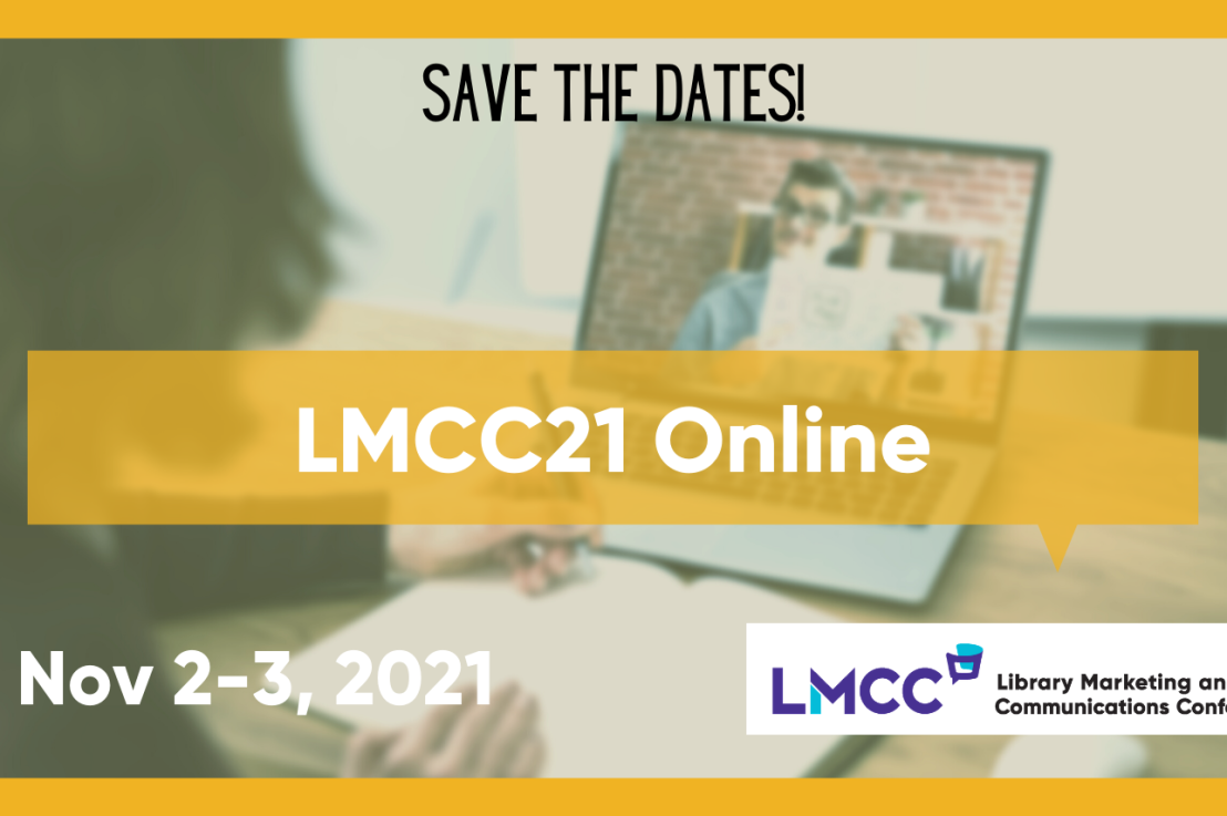 #LMCC21 Conference to be Held Online November 2-3,2021